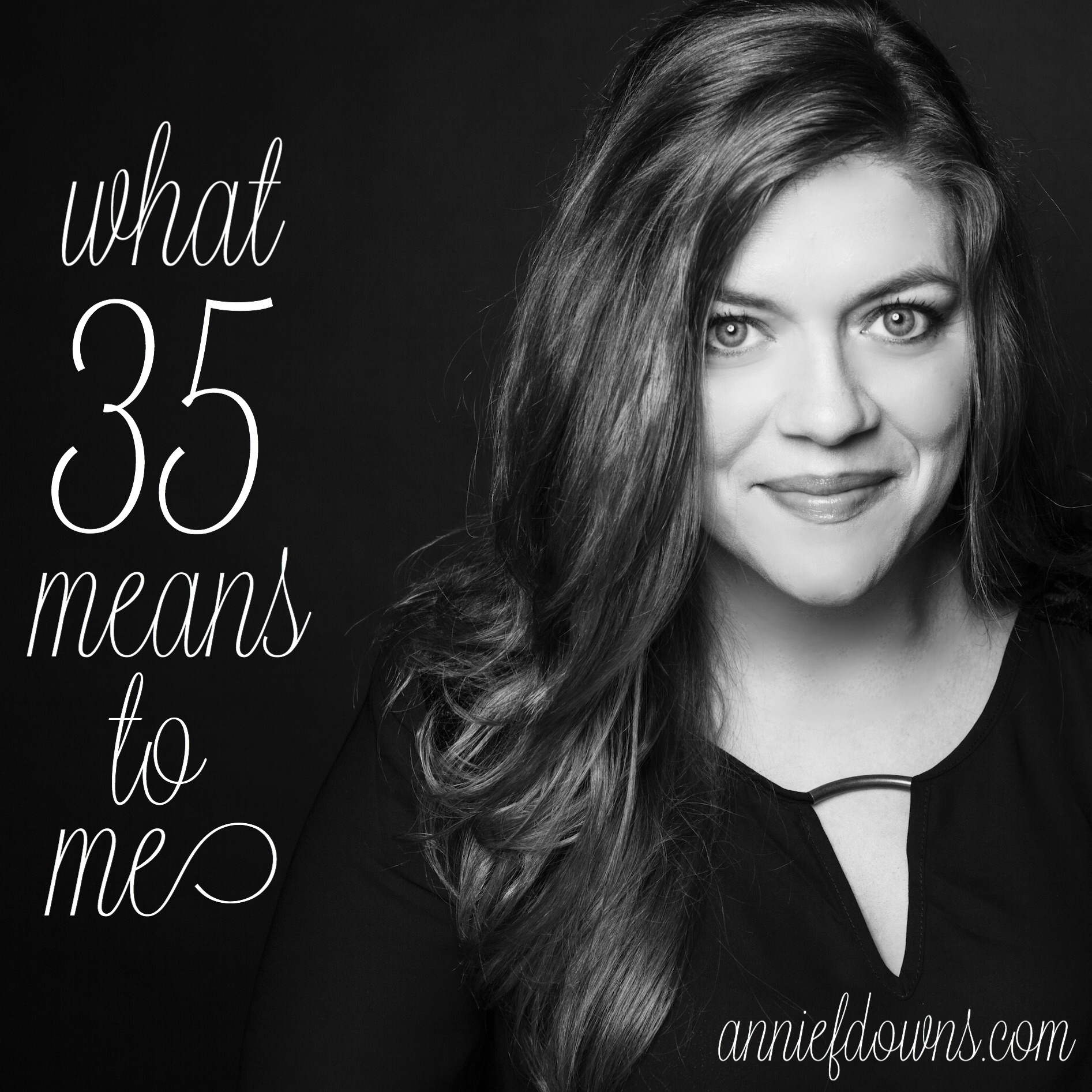 What 35 Means To Me